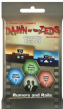 Dawn of the Zeds (Third Edition): Expansion Pack 3 - Rumors and Rails
